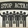 Miting protiv ACTA sporazuma-Annonymous Serbia, Beograd, 27.02.2012 (video)