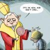 AFORIZMI: Mnogi sveštenici praktikuju pedofiliju i pederastiju. Ljubav nema granica