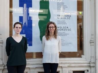 Dve izložbe u galeriji FLU