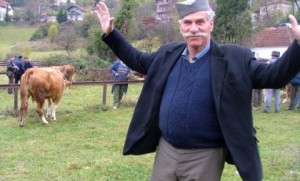 Miladin Rakić iz sela veliki Crljani