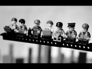 lego workers