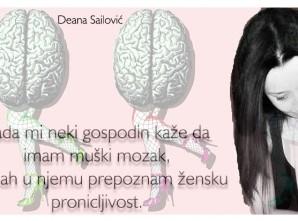 Deana Sailović: AFORIZMI